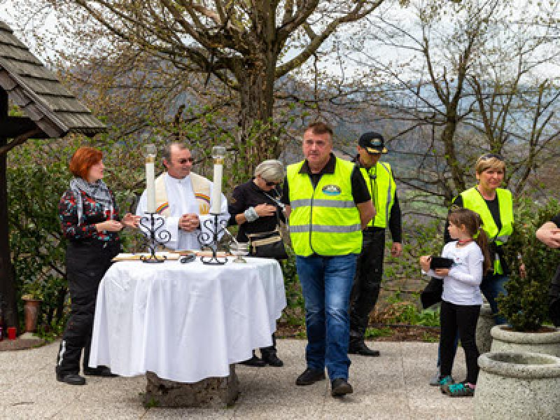 Blagoslov motorjev Šmarjetna gora 2018