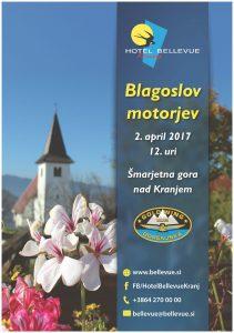 Plakat B1 - Motozbor 2017 HOTEL BELLEVUE