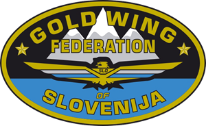 GOLD WING ZVEZA SLOVENIJE - GOLD WING FEDERATION of SLOVENIA - MEMBER of GWRRA